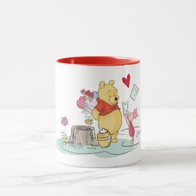 Winnie the Pooh & Piglet | Sweet Like Honey Mug