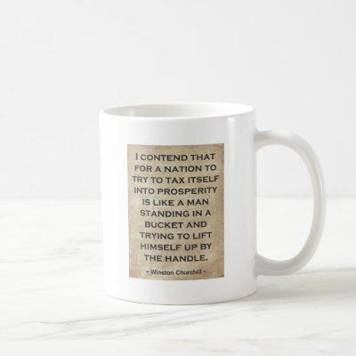 Winston Churchill #1 Coffee Mug