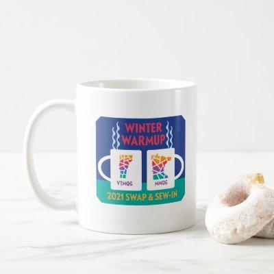 WinterWarmUp Coffee Mug