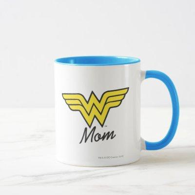 Wonder Mom Classic Mug