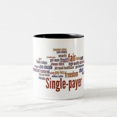 Word Cloud Mug - Large