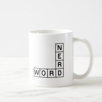 Word Nerd Coffee Mug