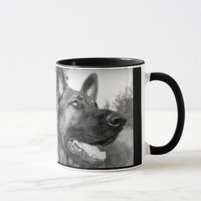 World's Best German Shepherd Mom Mug