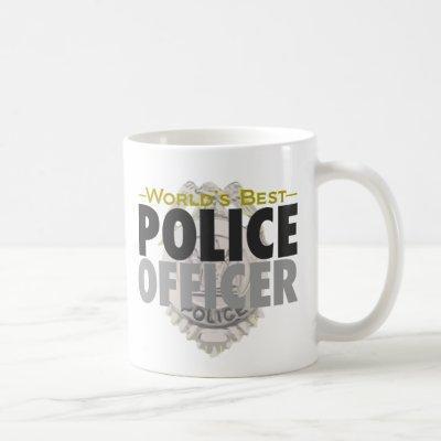 World's Best Police Officer Mug