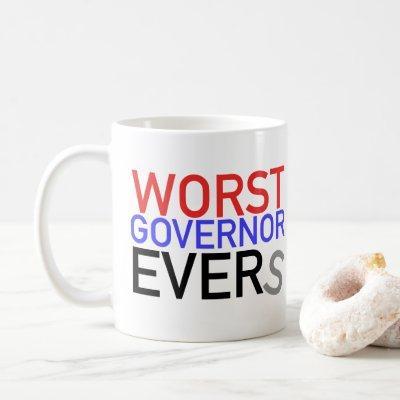 Worst Governor Evers Mug