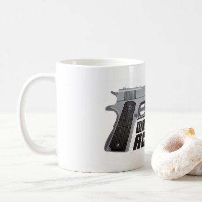 Writers' Police Academy Mug