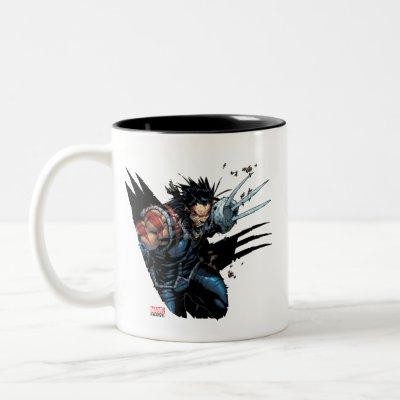 X-Men | Age of Apocolypse Wolverine Two-Tone Coffee Mug