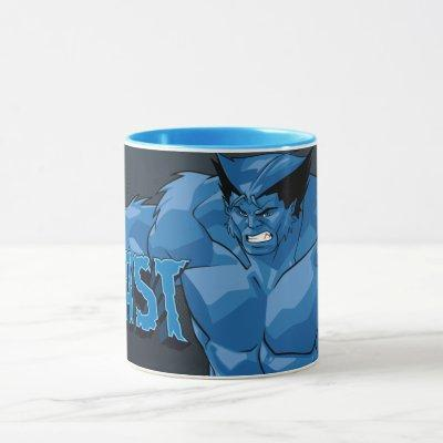 X-Men | Beast Leaping Into Action Mug