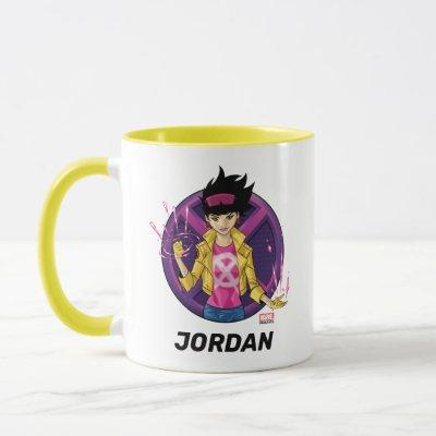 X-Men | Jubilee Character Badge Mug