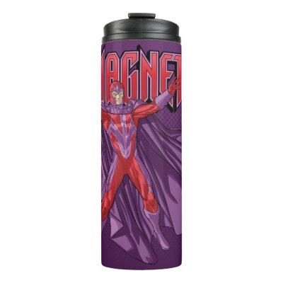 X-Men | Magneto Levitating In The Air Thermal Tumbler