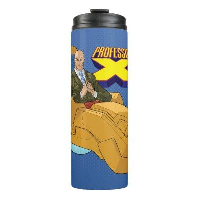 X-Men | Professor X Character Art Thermal Tumbler
