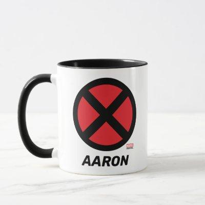 X-Men | Red and Black X Icon Mug