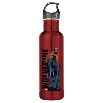 X-Men | Regenesis Wolverine Stainless Steel Water Bottle