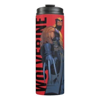 X-Men | Regenesis Wolverine Thermal Tumbler