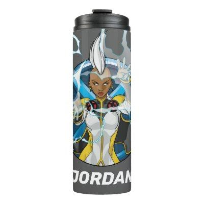 X-Men | Storm Character Badge Thermal Tumbler