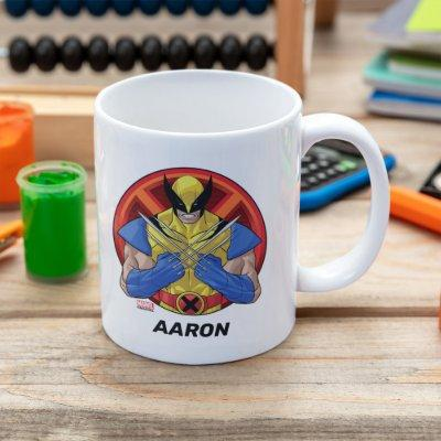 X-Men | Wolverine Character Badge Coffee Mug