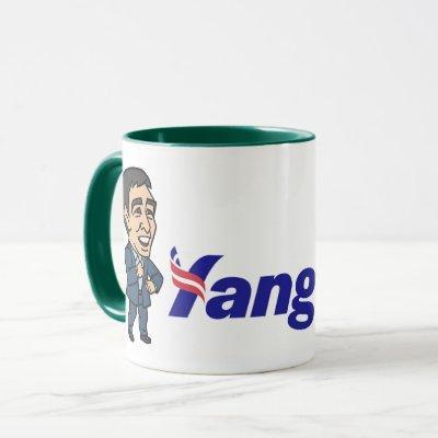 Yang 2020 mug