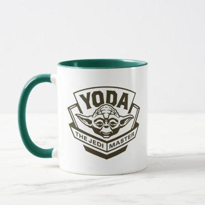 Yoda - The Jedi Master Mug