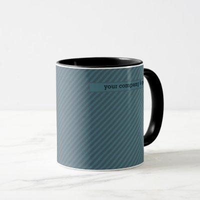 YOUR COMPANY LOGO,personalized Mug