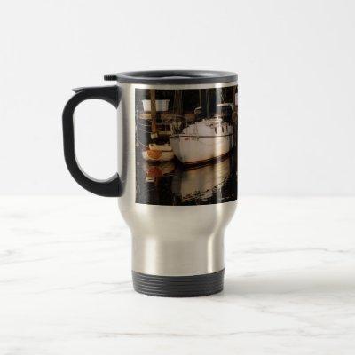 Your Custom Stainless Steel Travel/Commuter Mug
