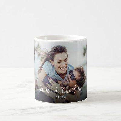 Your Favourite Couple Photo Coffee Mug