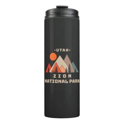 Zion National Park Thermal Tumbler