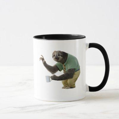 Zootopia | A Working Sloth Mug